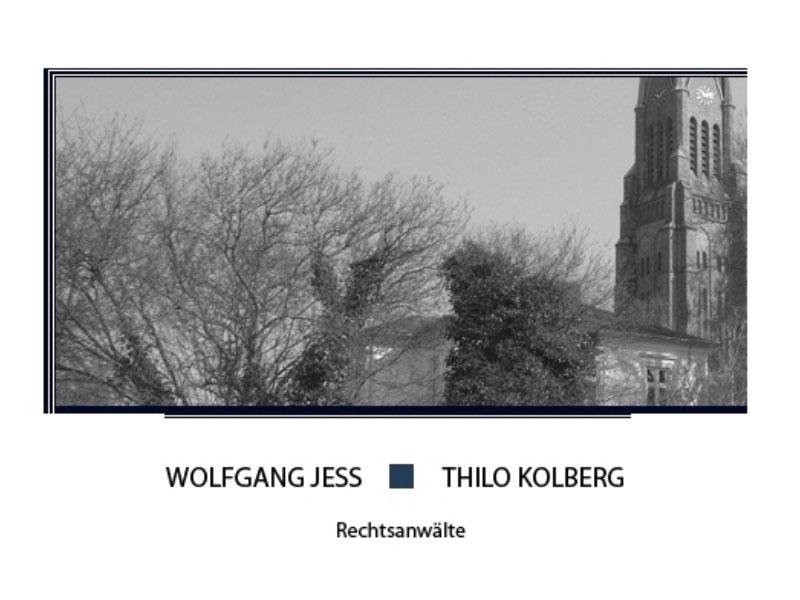 Jeß, Wolfgang & Kolberg, Thilo
