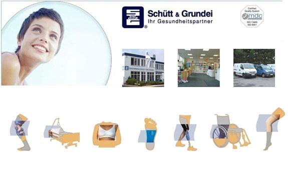 Schütt & Grundei Sanitätshaus GmbH Gesundheitscentrum / Zentrale