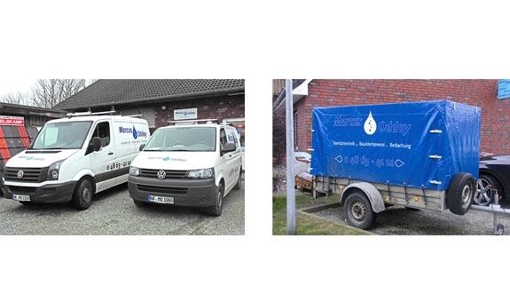 Oddoy Sanitärtechnik GmbH, Marcus