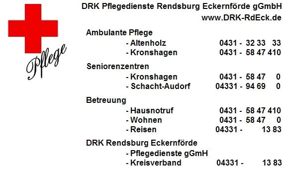 DRK PFLEGEDIENSTE Rendsburg-Eckerförde gGmbH