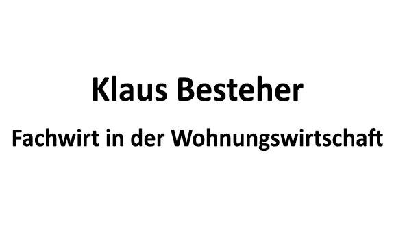 Hausverwaltung Klaus Besteher