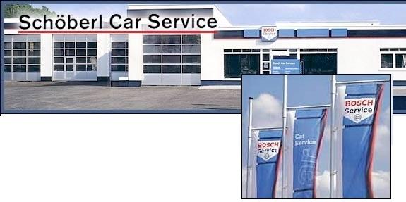 Schöberl Car Service GmbH Bosch - Service