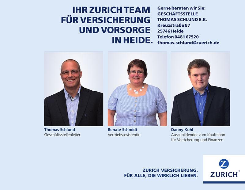 Zurich Versicherung Thomas Schlund e. K.