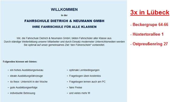 Fahrschule Dietrich & Neumann