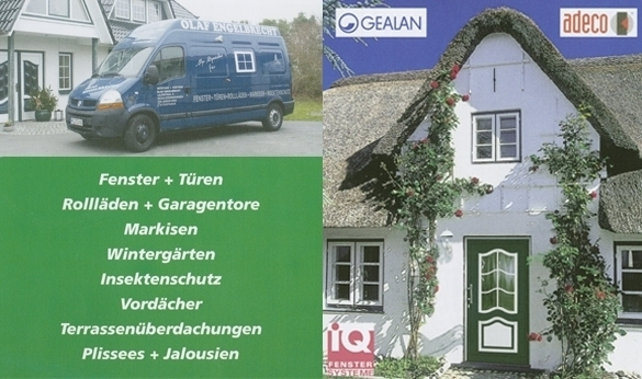 Engelbrecht Olaf - Fenster & Türen