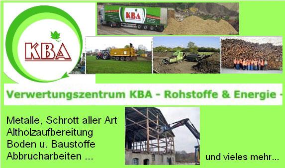 KBA-Kompost-,Bauschutt- u. Altstoff-Aufbereitungsges. T & T GmbH u. Co. KG