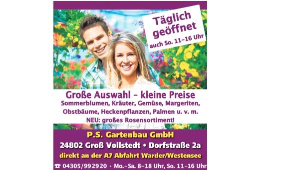 P.S. Gartenbau GmbH