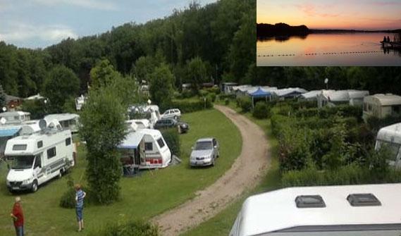 Naturcampingplatz Wrohe am Westensee