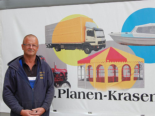 Planen nach Maß Udo Krasemann