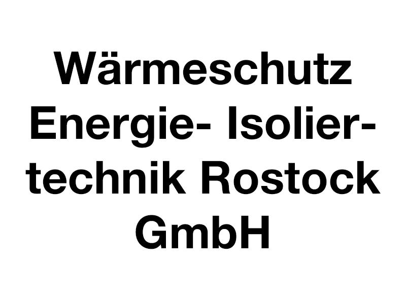 Wärmeschutz Energie - Isoliertechnik Rostock GmbH