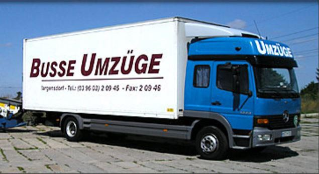 Die Möbelspedition BUSSE GmbH