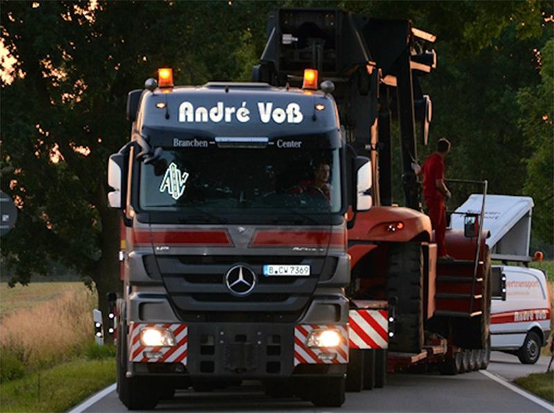 Andre Voß Erdbau & Transport GmbH