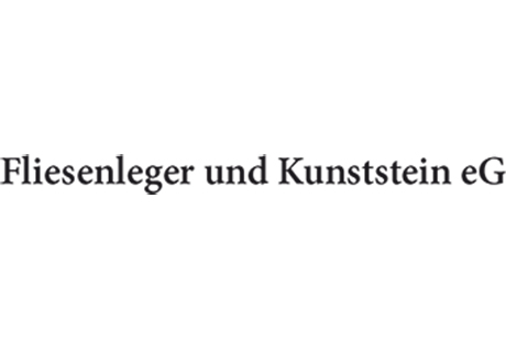Fliesenleger u. Kunststein eG