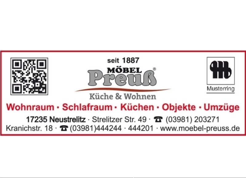 Möbel Preuß J. Preuß Dipl.-Ing.(FH)