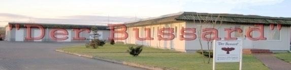 Schädlingsbekämpfung Holz- u. Bautenschutz e.G. Der Bussard