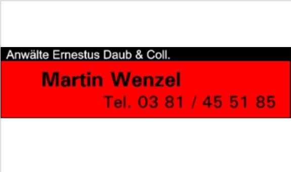Rechtsanwälte Ernestus · Daub