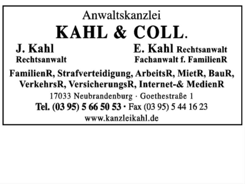 KAHL & COLL