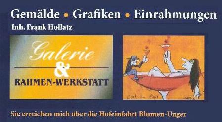 Bilderrahmenwerkstatt Inh. F. Hollatz