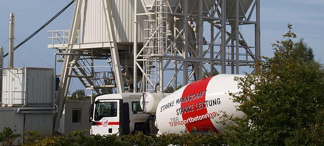 TBR Transportbeton Nordost GmbH & Co. KG