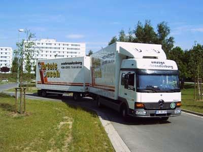 Bartels & Busch GmbH Möbelspedition Neubrandenburg