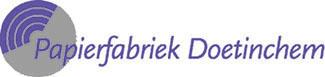 Logo Papierfabriek Doetinchem B.V.