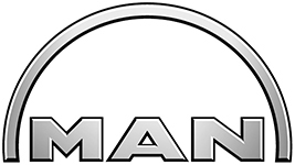 Logo MAN Energy Solutions Schweiz AG, TURBAIR® Vacuum Systems