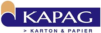 Logo KAPAG Karton + Papier AG