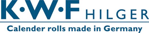 Logo Kalanderwalzenfabrik (KWF) Hilger GmbH & Co. KG