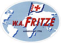 Logo W. A. Fritze GmbH & Co. KG