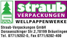 Logo Straub-Verpackungen GmbH