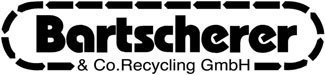 Logo Bartscherer & Co. Recycling GmbH, Entsorgungsfachbetrieb