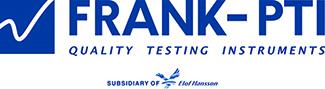 Logo Paper Testing Instruments GmbH, Laborausrüstung / Subsidiary of Elof Hansson AB