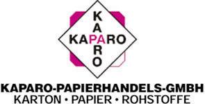 Logo Kaparo-Papierhandels-GmbH