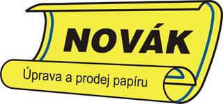 Logo Novák-papír s.r.o.